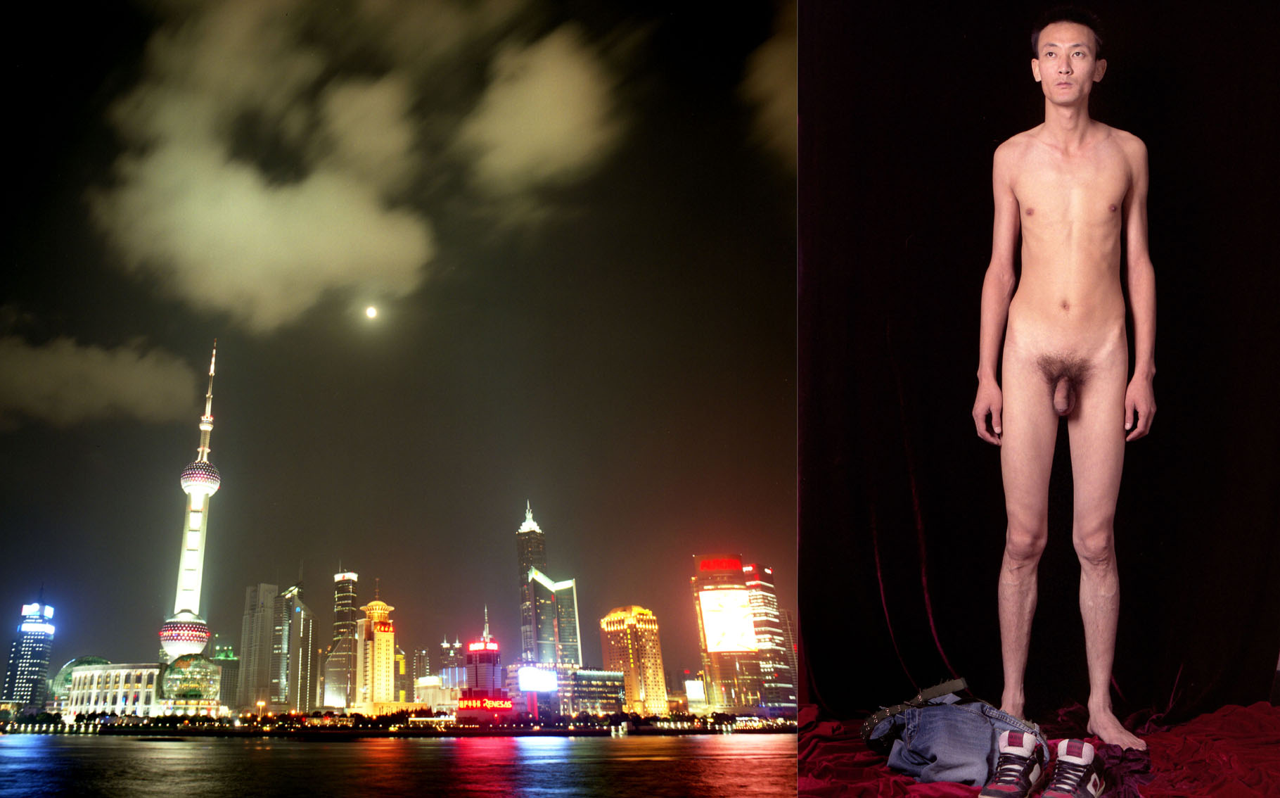 copyright: Frank Rothe | Shanghai II