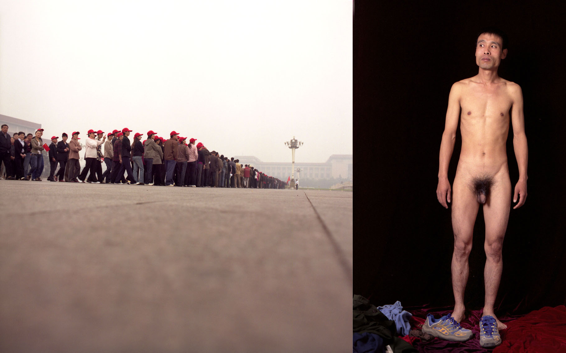 copyright: Frank Rothe   Waiting for Mao